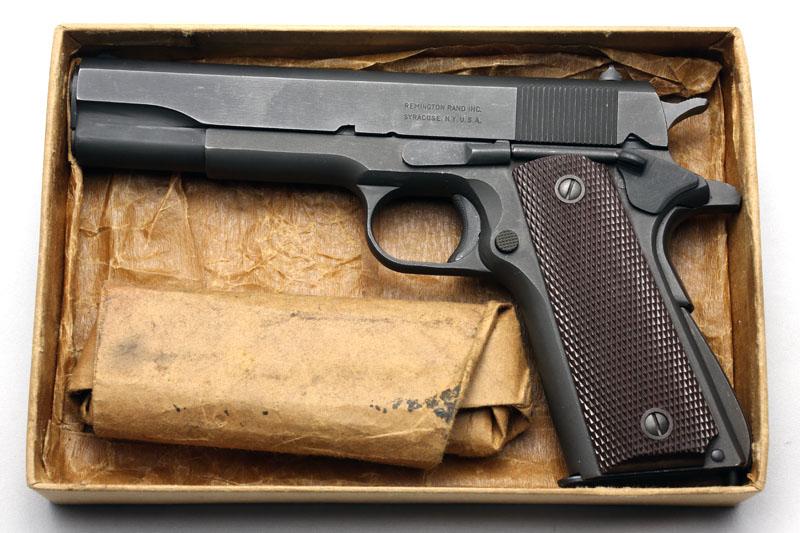 1944 Remington Rand 1911 - Calguns net