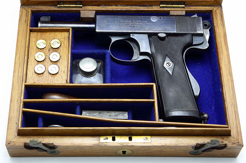 Superior to the Colt 1911 in all aspects